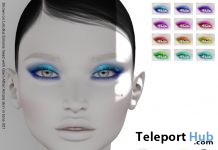 Serena Eye Makeup Pack The Liaison Collaborative August 2018 Gift by Zibska - Teleport Hub - teleporthub.com