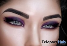 Siana Eyeshadow Pack August 2018 Group Gift by LePunk - Teleport Hub - teleporthub.com