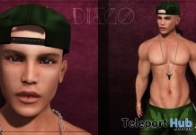 Diego Shape 10L Promo by MynxShapes - Teleport Hub - teleporthub.com