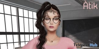 Pink Sweater & Skirt September 2018 Group Gift by AtiK - Teleport Hub - teleporthub.com