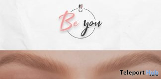 Mesh Green Eyes With Catwa Eye Applier September 2018 Group Gift by Be You - Teleport Hub - teleporthub.com