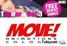 Taynara 21 Bento Dance Gift by MOVE! Animations Cologne - Teleport Hub - teleporthub.com