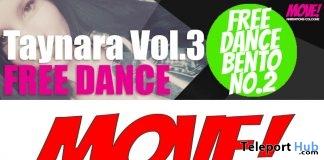 Taynara 33 Bento Dance Gift by MOVE! Animations Cologne - Teleport Hub - teleporthub.com