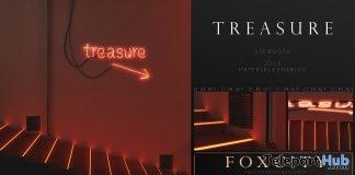Treasure VIP Photo Booth September 2018 Group Gift by FOXCITY - Teleport Hub - teleporthub.com