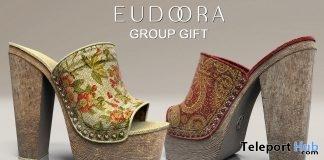 Vintage Clogs September 2018 Group Gift by Eudora3D - Teleport Hub - teleporthub.com