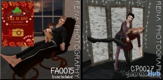 Family, Friends, & Couple Poses With Scenes September 2018 Gifts by Reina Photography - Teleport Hub - teleporthub.com