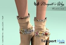 Carol Heels October 2018 Group Gift by Mosquito's Way - Teleport Hub - teleporthub.com