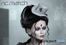No Scary Hair Halloween 2018 Group Gift by No Match - Teleport Hub - teleporthub.com