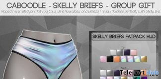 Skelly Briefs October 2018 Group Gift by Caboodle - Teleport Hub - teleporthub.com