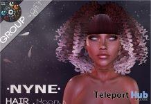 Moony Hair October 2018 Group Gift by NYNE - Teleport Hub - teleporthub.com