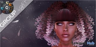Moony Hair October 2018 Group Gift by NYNE - Teleport Hub - teleporthub.com