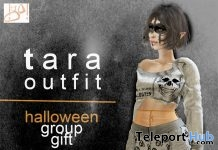 Tara Outfit Halloween 2018 Group Gift by !gO! - Teleport Hub - teleporthub.com