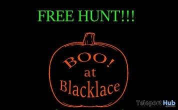 Boo! at Blacklace Hunt 2018 - Teleport Hub - teleporthub.com