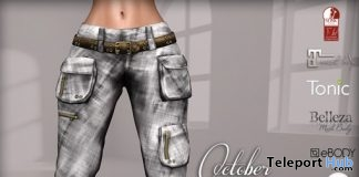 Pocket Pants October 2018 Group Gift by Graffitiwear - Teleport Hub - teleporthub.com
