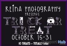 Reina Photography Trick Or Treat Event 2018 - Teleport Hub - teleporthub.com