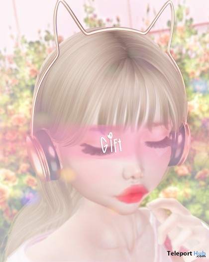 Cat Headphones 1L Promo Gift by Searen - Teleport Hub - teleporthub.com