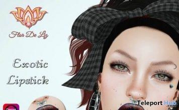 Exotic Lipstick 5L Promo by Flor de Liz - Teleport Hub - teleporthub.com