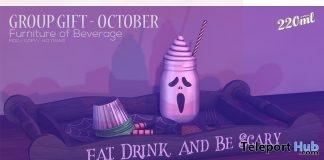Halloween Breakfast Group Gift by 220ml - Teleport Hub - teleporthub.com