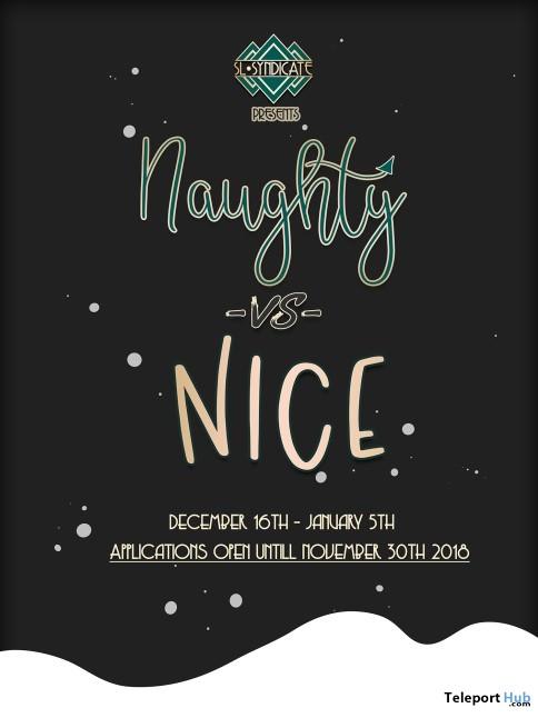 SLS Naughty vs Nice 2018 - Teleport Hub - teleporthub.com