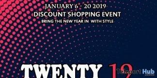 Twenty19 Sale Event 2019 - Teleport Hub - teleporthub.com