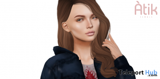 Jacket November 2018 Group Gift by AtiK - Teleport Hub - teleporthub.com