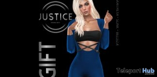 Infinity Catsuit November 2018 Group Gift by JUSTICE - Teleport Hub - teleporthub.com