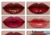 HD Lipsticks For Genius Head November 2018 Gift by Sintiklia - Teleport Hub - teleporthub.com