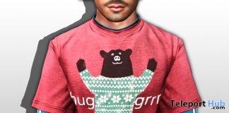 Basic T-Shirt M3 Christmas 2018 Group Gift by Kalback - Teleport Hub - teleporthub.com
