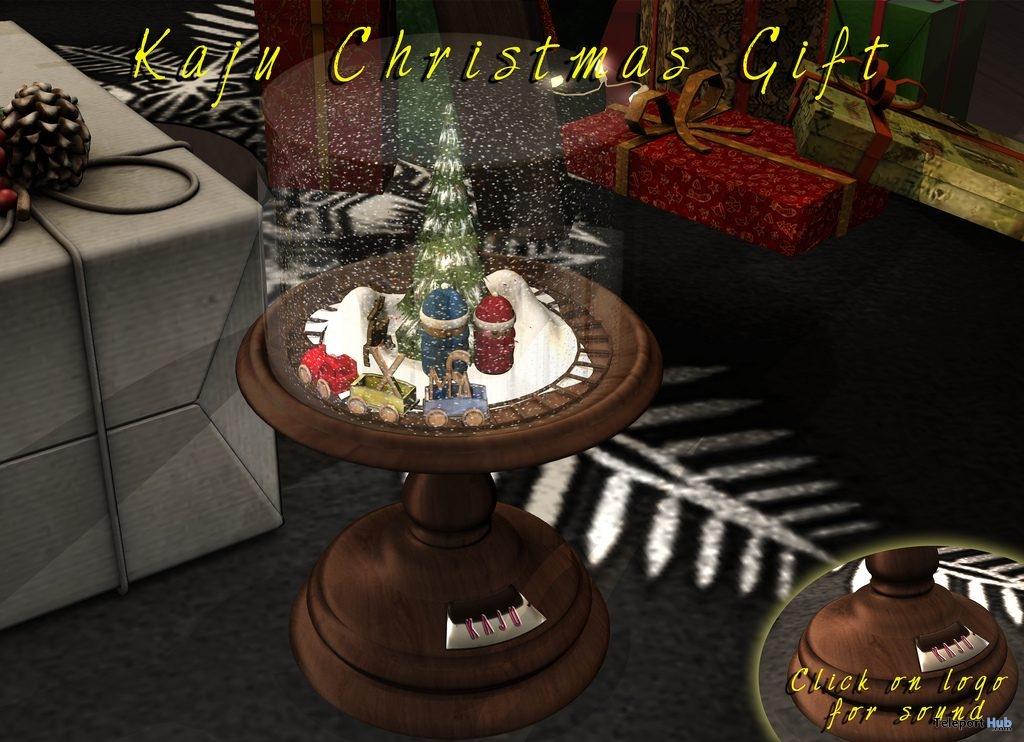 Miniature XMas Decor Christmas 2018 Gift by Kaju - Teleport Hub - teleporthub.com