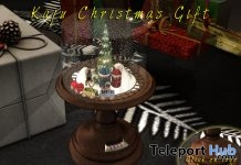 Miniature XMas Decor Christmas 2018 Gift by Kaju - Teleport Hub - teleporthub.com