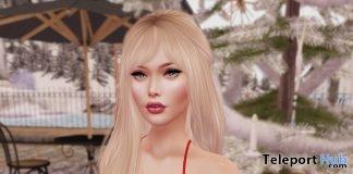 Bella Dress Christmas 2018 Group Gift by Safira - Teleport Hub - teleporthub.com