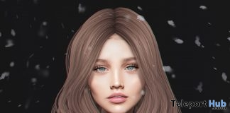 Noella Hair Fatpack December 2018 Group Gift by Entwined - Teleport Hub - teleporthub.com
