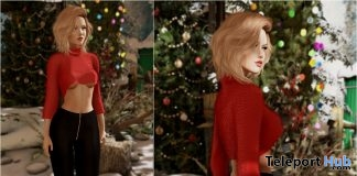 Lauren Outfit Christmas 2018 Group Gifts by Safira - Teleport Hub - teleporthub.com