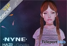 Giselle Hair December 2018 VIP Group Gift by NYNE