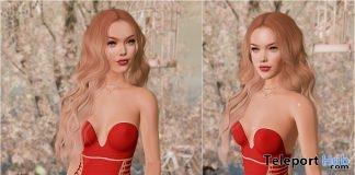 Anna Dress Christmas 2018 Group Gifts by Safira - Teleport Hub - teleporthub.com