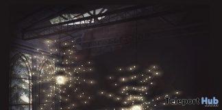 Starburst Lights December 2018 Group Gift by vespertine - Teleport Hub - teleporthub.com
