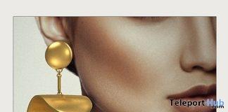 MochiRoll Earrings Christmas 2018 Group Gift by MANDALA - Teleport Hub - teleporthub.com
