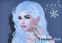 Christmas Hair December 2018 Group Gift by Limerence - Teleport Hub - teleporthub.com