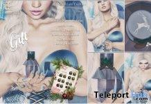 Christmas Spirit Perfume December 2018 Gift by Faker Original Mesh - Teleport Hub - teleporthub.com