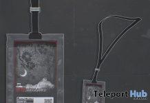 Schluesselband Lanyard Tag Harajuku December 2018 Gift by [KuddelMuddel] - Teleport Hub - teleporthub.com