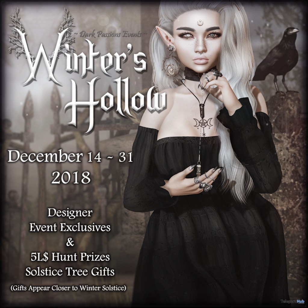 Winter's Hollow 2018 Event & Hunt - Teleport Hub - teleporthub.com
