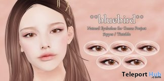Natural Eyelashes For Genius Bento Head 90L Promo by bluebird - Teleport Hub - teleporthub.com