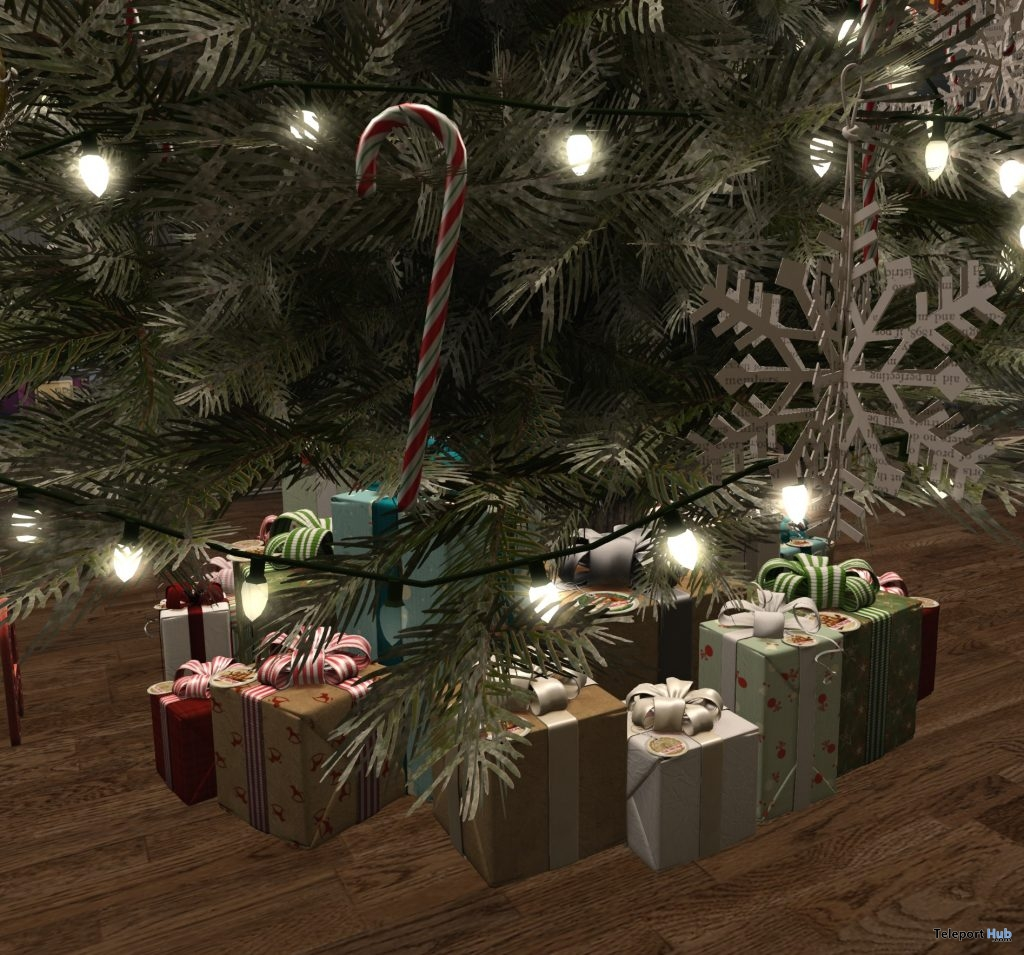 Several Christmas 2018 Gifts At The Arcade December 2018 by Various Designers - Teleport Hub - teleporthub.com
