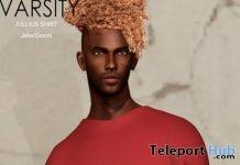 Jullius Shirt December 2018 Gift by VARSITY - Teleport Hub - teleporthub.com