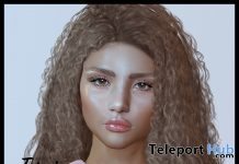Torvi Honey Tone Skin Applier For Catwa Head & Shape January 2019 Group Gift by Mignonne - Teleport Hub - teleporthub.com