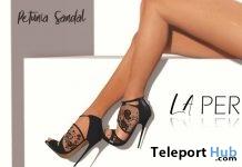 Petunia Sandals 1L Promo by LA PERLA- Teleport Hub - teleporthub.com