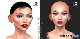 Adalina Tattoo & Hairbase #1 February 2019 Group Gift by Le gene- Teleport Hub - teleporthub.com
