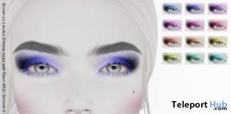 Pili Eye Makeup Limited Time January 2019 Gift by Zibska- Teleport Hub - teleporthub.com
