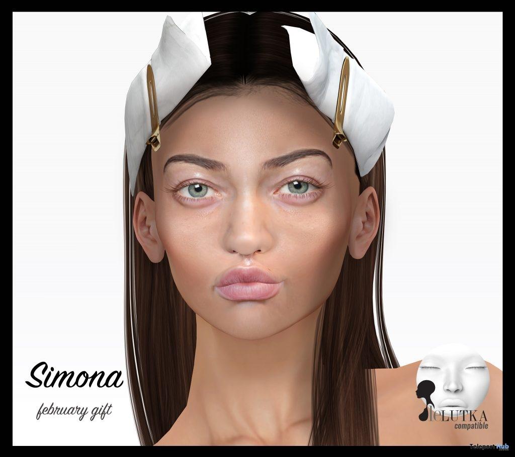Simona Skin & Shape Milk Tone February 2019 Group Gift by Mignonne- Teleport Hub - teleporthub.com
