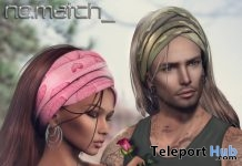 No Longing Unisex Hair January 2019 Group Gift by No Match - Teleport Hub - teleporthub.com